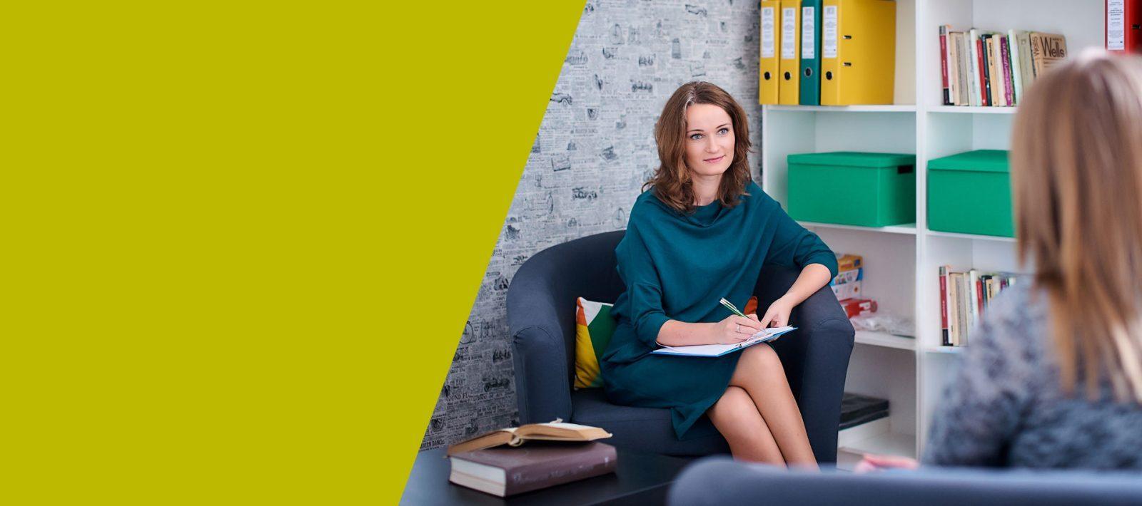 Natalia Złotek psychoterapeuta