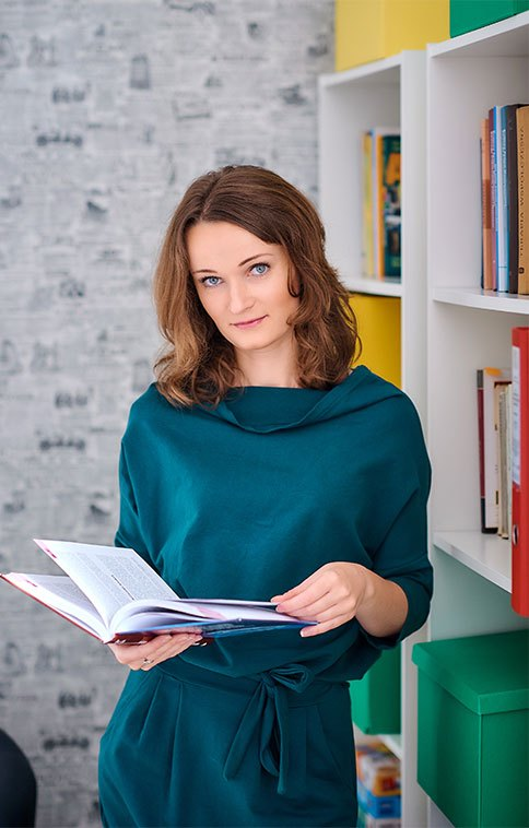 Psychoterapeuta Natalia Złotek
